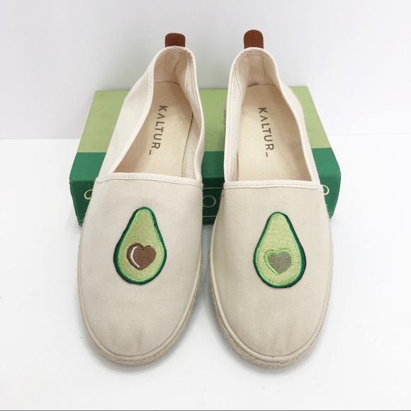 8ae8c2dc10ac ASOS Shoes - ASOS 38 KALTUR  brand espadrille avocado NWOB